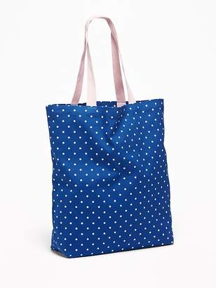 4a36b6d32f2 Old Navy Printed Canvas Tote for Women