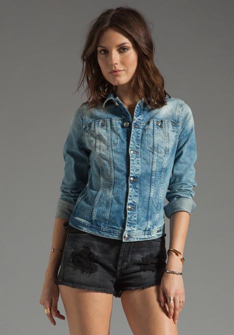 G Star G-Star Midge Carter Denim Jacket