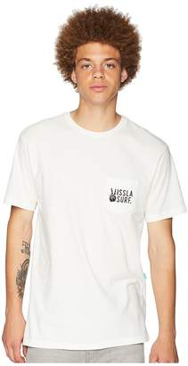 VISSLA Peacesla Short Sleeve T-Shirt Top Men's T Shirt
