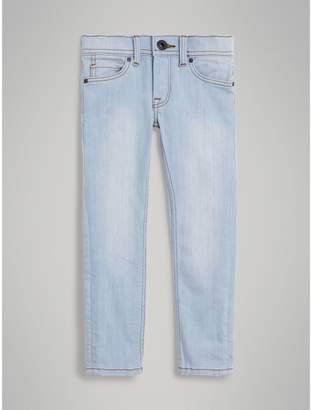 Burberry Childrens Skinny Fit Stretch Jeans