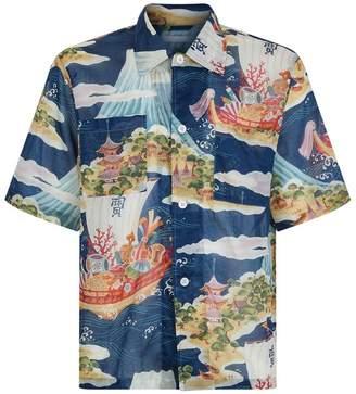Our Legacy Sailor Print Shirt