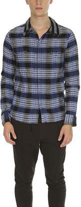 Yigal Azrouel Flannel Shirt