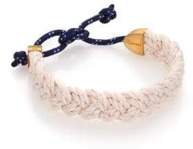 Miansai Goldplated Cord Bracelet