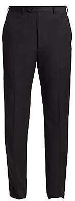 Emporio Armani Men's Wool Twill Pants