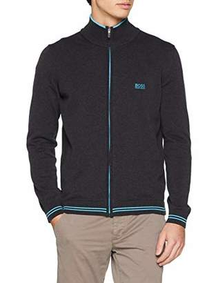 BOSS Men's Zomex Cardigan,Medium
