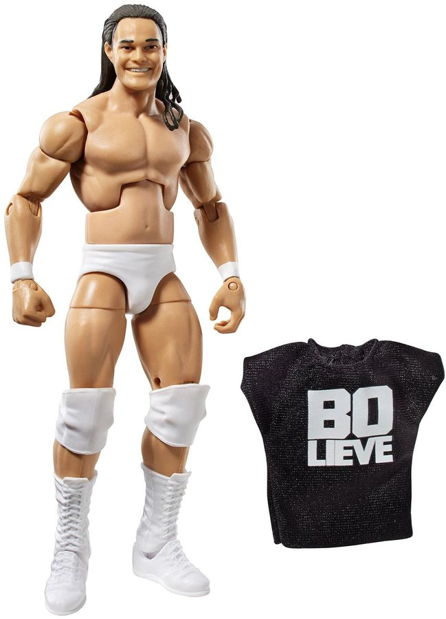 WWE Elite Collection Bo Dallas Figure - Series #36