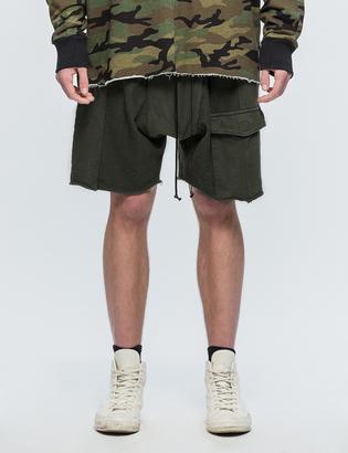 Daniel Patrick Road Cargo Shorts $225 thestylecure.com