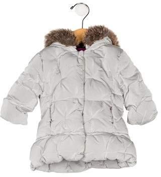 Burberry Girls' Puffer Coat