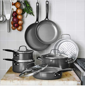 Green Pan New York Pro 11-pc Ceramic Non-Stick Cookware Set, Created for Macy's