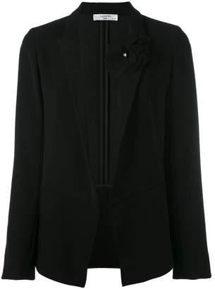 Lanvin open front blazer