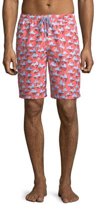Peter Millar Men's Polar Plunge Swim Trunks