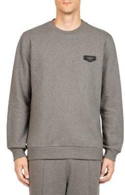 Givenchy Antigona Patch Cotton Sweatshirt