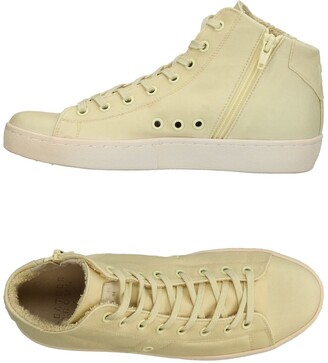 Leather Crown High-tops & sneakers - Item 11239684SW