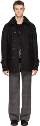 Belstaff Black Saddleworth Coat