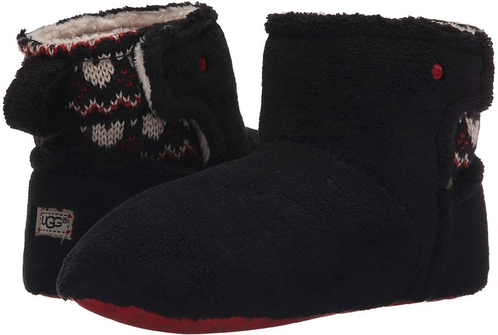 UGG Kids Tesni Fair Isle (Little Kid/Big Kid)