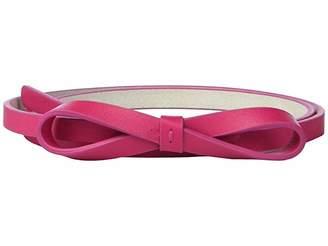 Lodis Skinny High-Waist Bow Belt