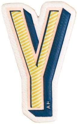 Anya Hindmarch 'Y' sticker