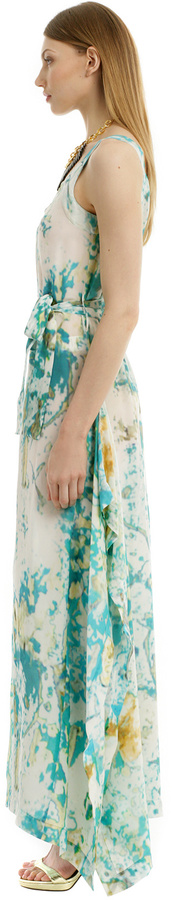 Vivienne Westwood Zeta Maxi Dress
