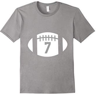 Football Player 7 T Shirt