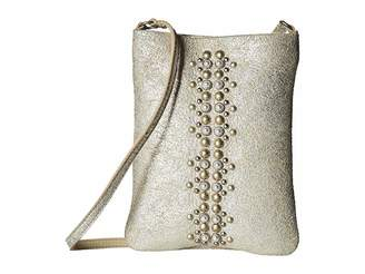 Leather Rock Dee Cell Pouch/Crossbody