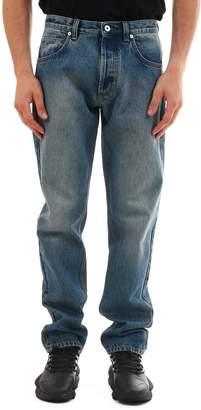 Loewe 5 Pockets Jeans Washed Denim