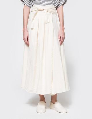 Wrap Skirt $205 thestylecure.com