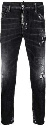 DSQUARED2 Denim Cotton Jeans