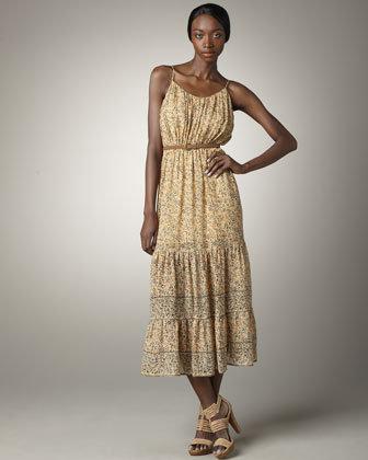Joie Elaine Printed Dress