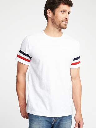 Old Navy Football-Style Tee for Men