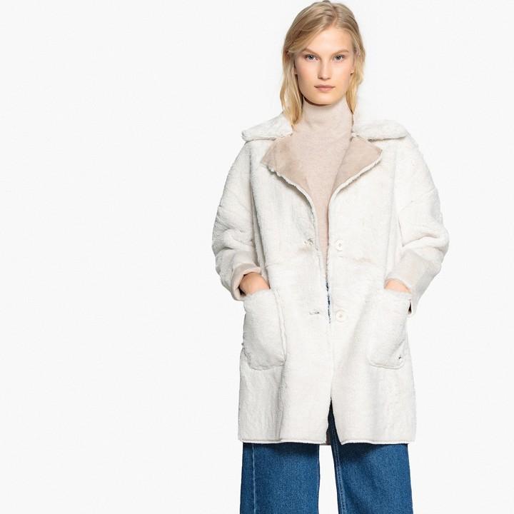 LPB WOMAN Reversible Coat