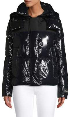 best new arrive the best Leather Puffer Coat - ShopStyle