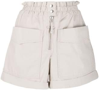 Etoile Isabel Marant high waisted shorts