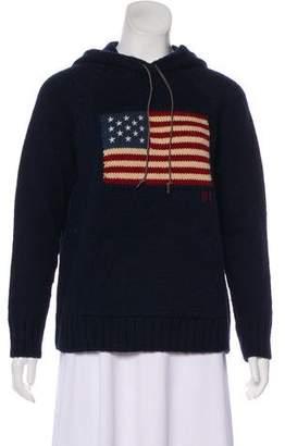 Polo Ralph Lauren Wool Graphic Sweater