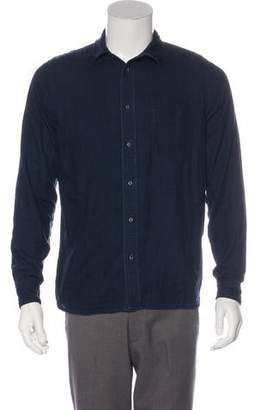 Nudie Jeans Woven Button-Up Shirt