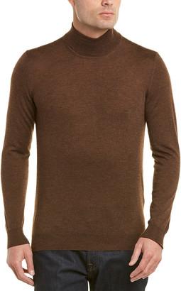 Pal Zileri Cashmere Turtleneck Sweater