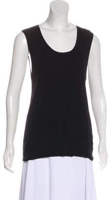 Chanel Quilted Sleeveless Top