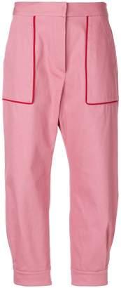 Miu Miu high-waisted trousers