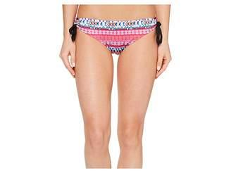 Athena Next by Body Renewal Tubular Tunnel Bikini Bottom Women's Swimwear