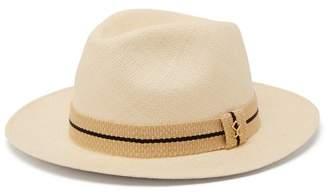 Yosuzi Rafael Straw Hat - Mens - Beige