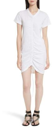 Alexander Wang Gathered T-Shirt Dress