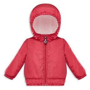 Moncler Girls' Poema Windbreaker Jacket - Baby