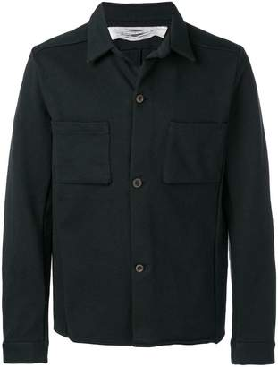 Individual Sentiments woven shirt jacket