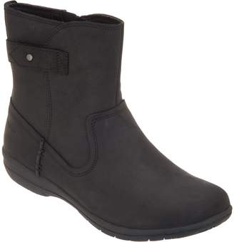 Merrell Water Resistant Leather Mid Boots - Encore Kassie Mid