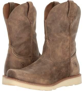 Ariat Rambler Recon Square Toe Cowboy Boots