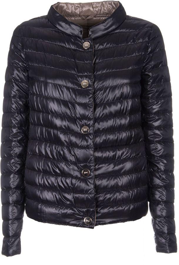 HernoHerno Reversible Puffer Jacket