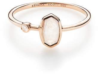 Kendra Scott Chastain Ring in Rose Gold