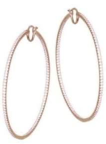 Adriana Orsini RP Update Hinge Hoop Earrings