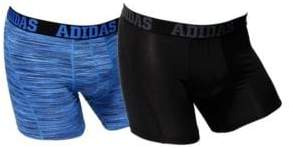 adidas Two-Pack Climacool Trunks