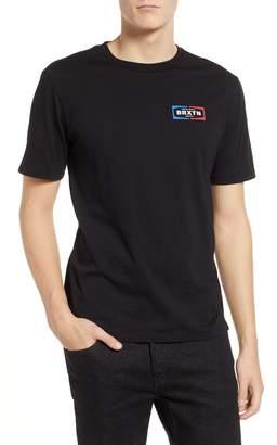 Brixton Dozer Logo T-Shirt