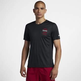 Nike Miler (Chicago) Men's Short-Sleeve Running Top
